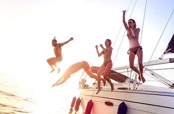 Sailing adventure Gold Coast