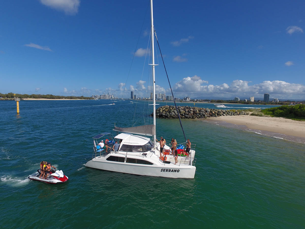 Welcome to Gold Coast Sailing Charters!