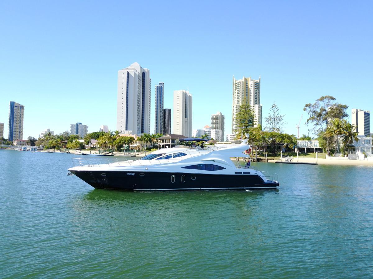 AKI Boat Hire Gold Coast