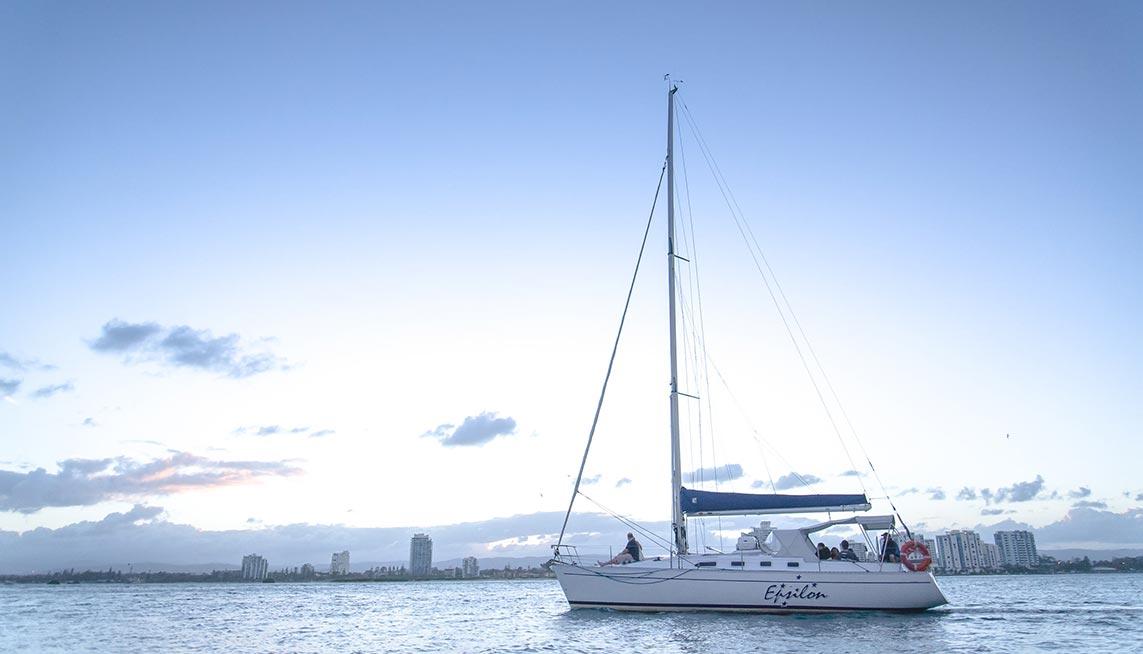EPSILON Boat Hire Gold Coast