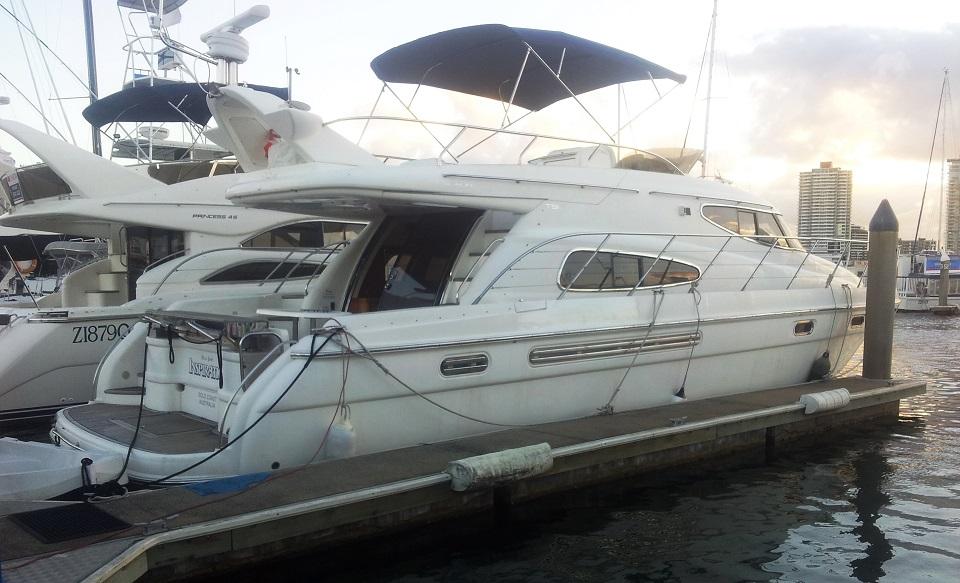 MV Inspiration Boat Hire Gold Coast