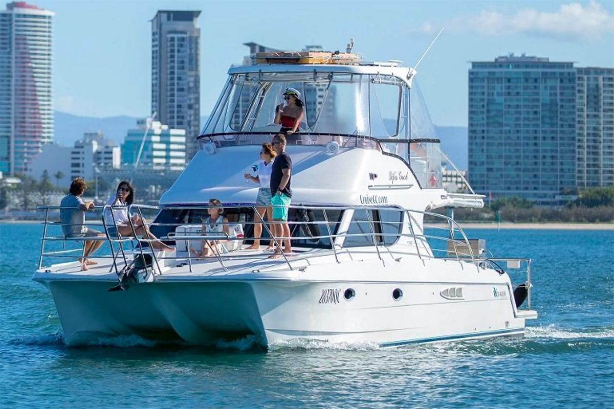 Life's Good Boat Hire Gold Coast